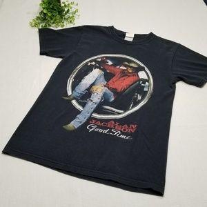 Vintage Concert T-shirt Size Small Alan Jackson